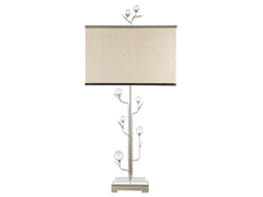 Mila Lamp Nickle