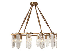 Irving chandelier