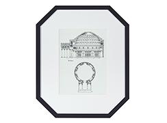 Pantheon drawing